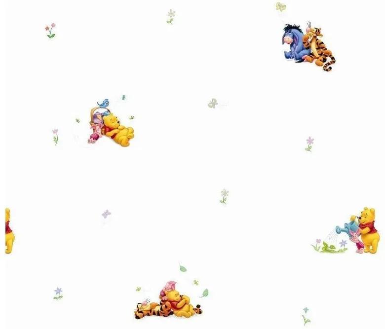 Decofun - Rola tapet 10 x 0,52 m Winnie the Pooh