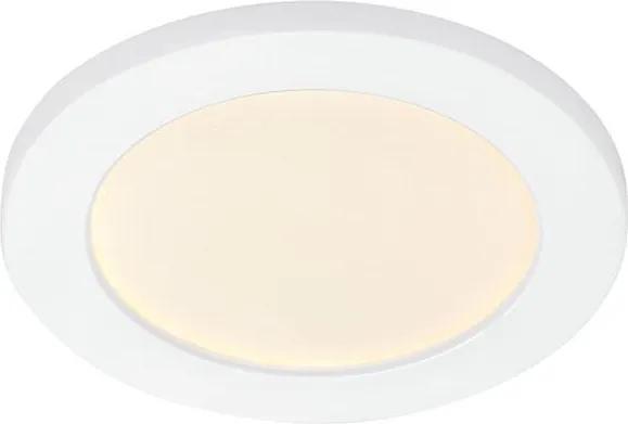 Spot alb din aluminiu Combine Spot Round 15 Markslojd