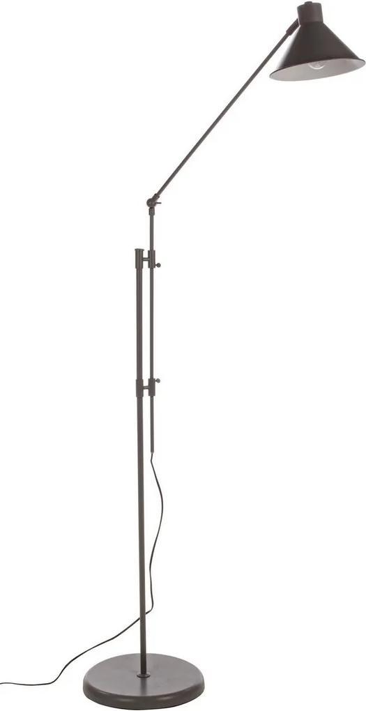 Lampadar fier gri Essential 75 cm x 32 cm x 195 h