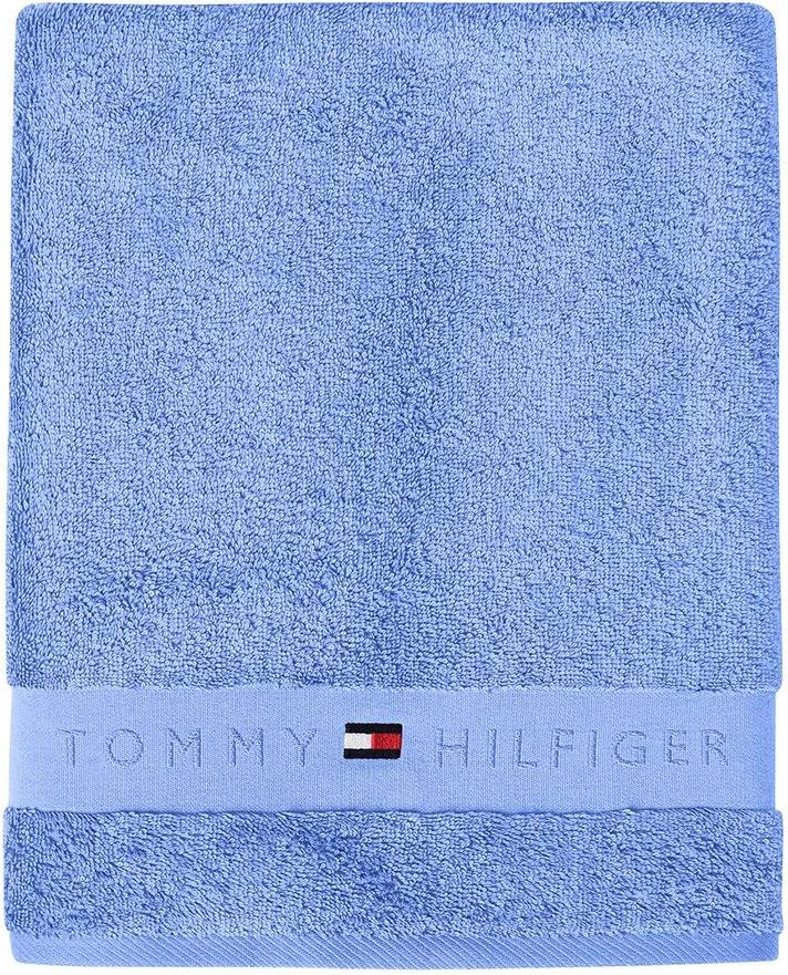 Prosop baie Tommy Hilfiger Plain 2 40x60cm, Bleu