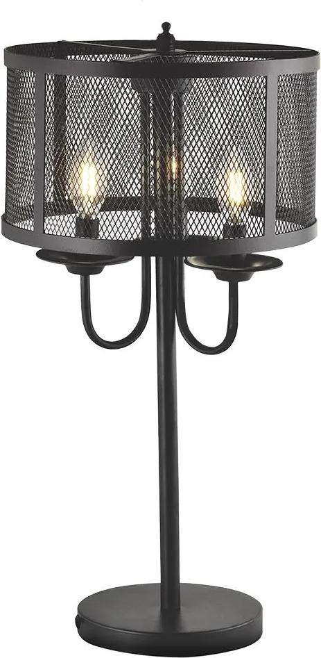 Lampă de masă SOHO 3xE14/12W/230V