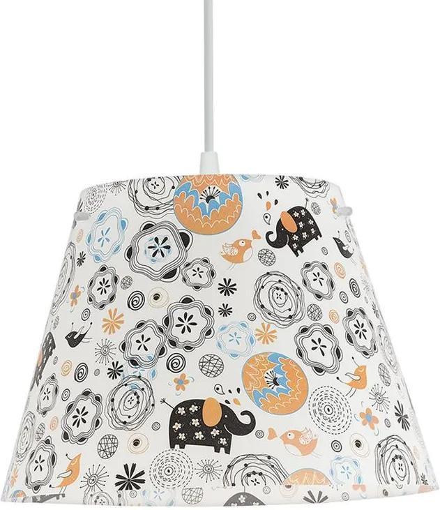 Eglo 93718 - Lampa copii MOLOVE 1xE27/60W/230V