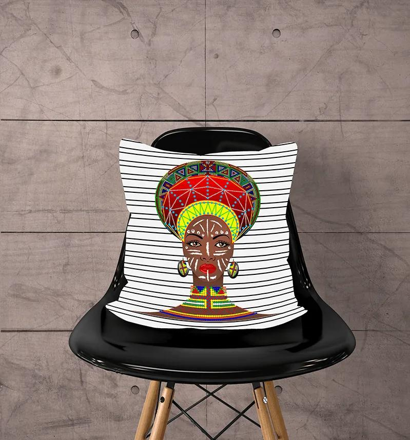Fata de Perna Decorativa Queen 44x44 cm
