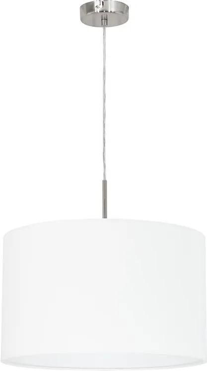 Eglo 31571 - Lustra cu cablu PASTERI 1xE27/60W/230V