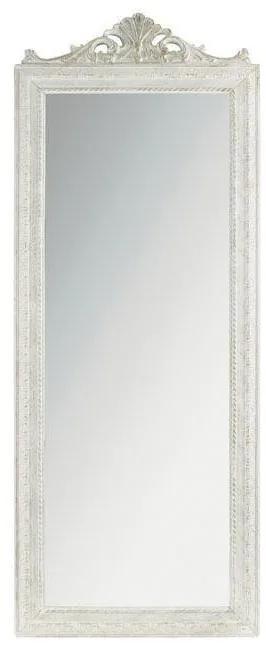 Oglinda de perete White Gold rasina 50 x 130 cm