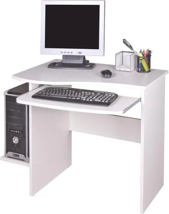 Birou calculator, alb, MELICHAR