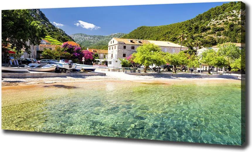 Tablou pe pânză canvas Dalmația, croația