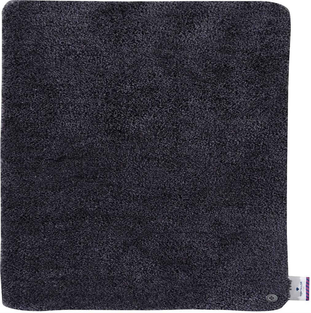 Covor Shaggy Soft Bath, Antracit, 60x60 cm