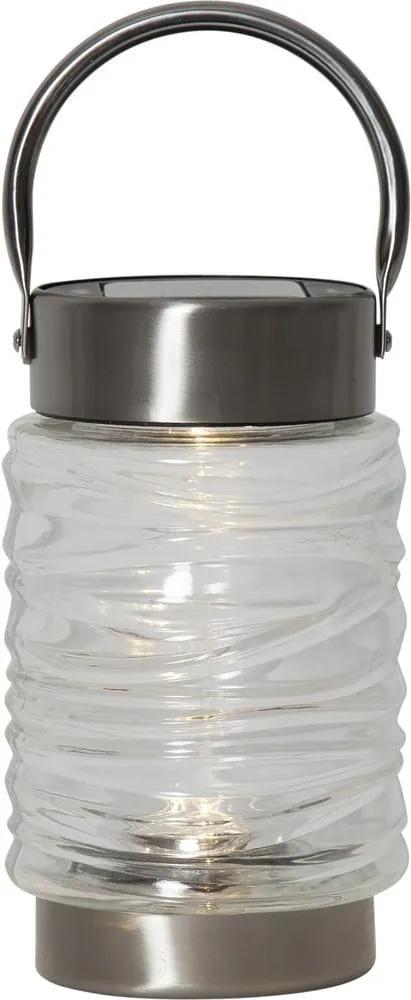 Felinar solar pentru exterior Best Season Lantern Capri
