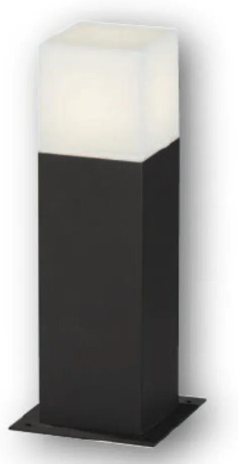 Trio HUDSON 520060142 Stalpi și lampadare de exterior antracit incl. 1 x E14, 4W, 3000K, 320Lm W:8,5cm, H:30cm,