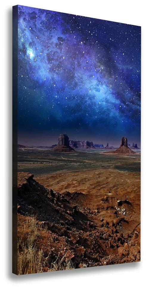 Imprimare tablou canvas Cer înstelat