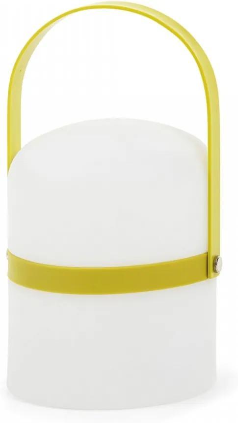 Veioza portabila cu LED Janvir Green La Forma