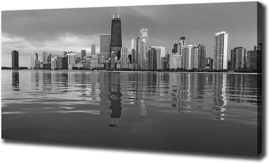 Print pe canvas Chicago