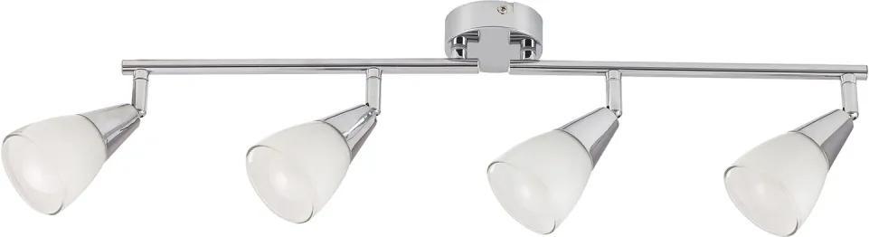 Rabalux 6770 - Lampa spot NIcoltTTE 4xE14/40W/230V