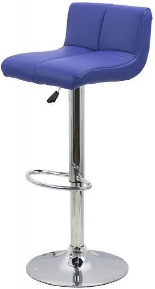 Scaun de bar ABS 106 Albastru