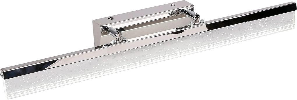Valc - Aplică de baie LED cromată