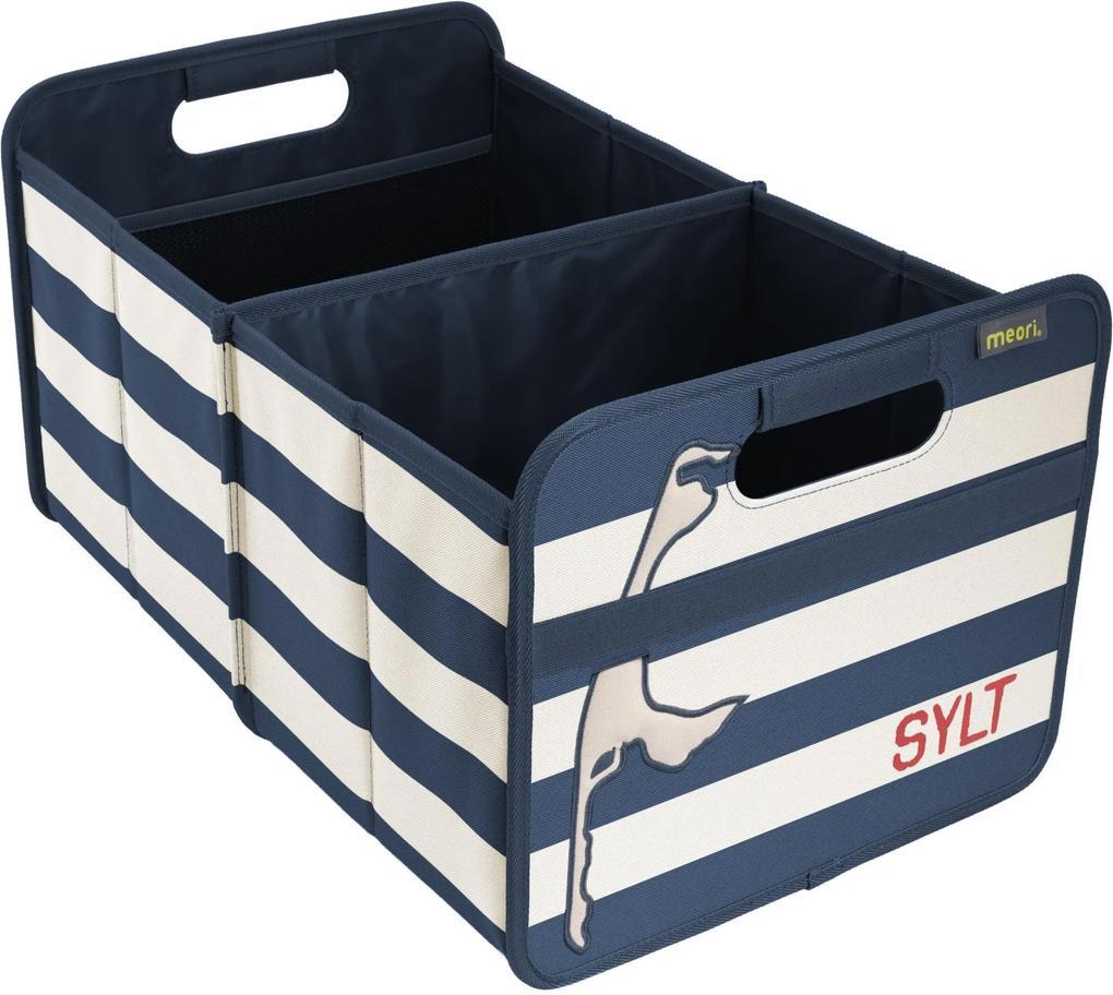Cutie pliabila pentru depozitare Marine Blue Sylt
