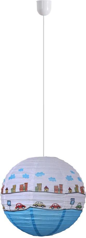 Rábalux Sweet ball 4890 Pendule din hartie de orez Ø400 mm