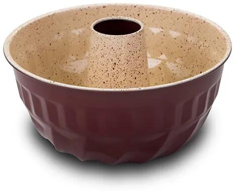 Forma bundt (guguluf) 22 cm cu invelis ceramic antiaderent Terrestrial NAVA NV 103 059