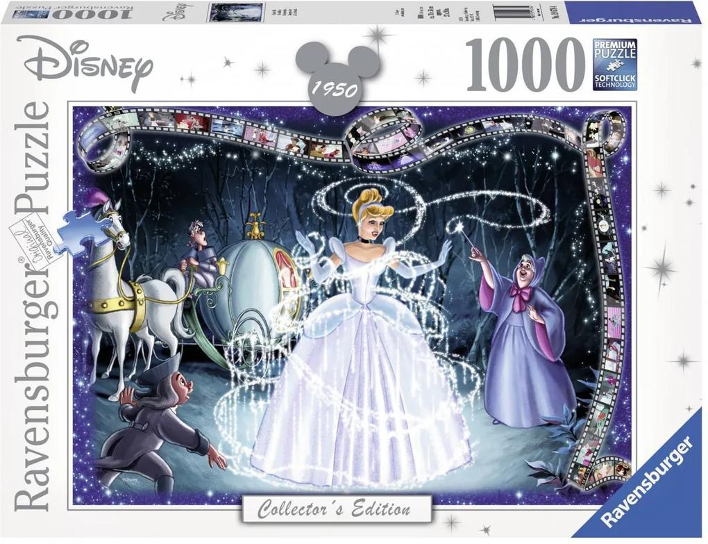 Puzzle Fun 14Ani+ Cenusareasa, 1000 piese