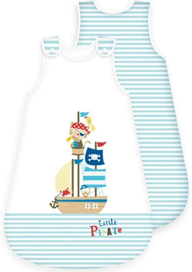 Sac de dormit Herding Little Pirate, 45 x 70 cm, 45 x 70 cm