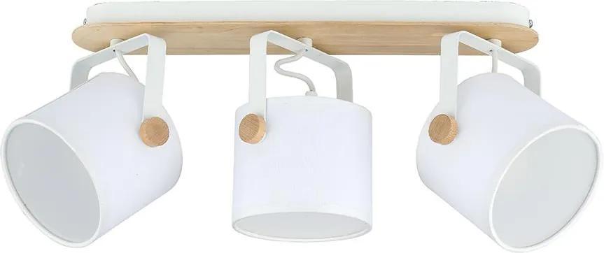 LED Lampa spot RELAX WHITE 3xLED/8W/230V