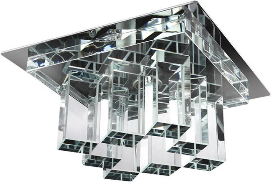 Kanlux Canta 19610 Plafoniere transparent transparent 1 x G4 max. 20W 6,5 x 11 x 11 cm