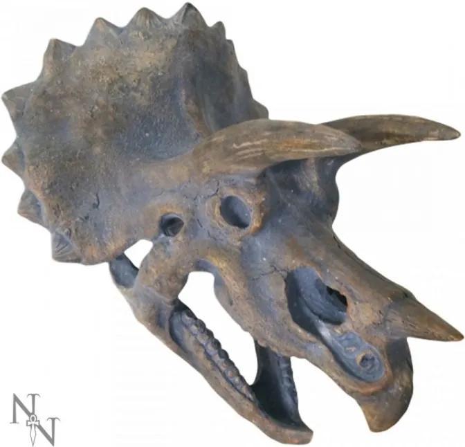 Statueta dinozaur Triceratops 34.5cm