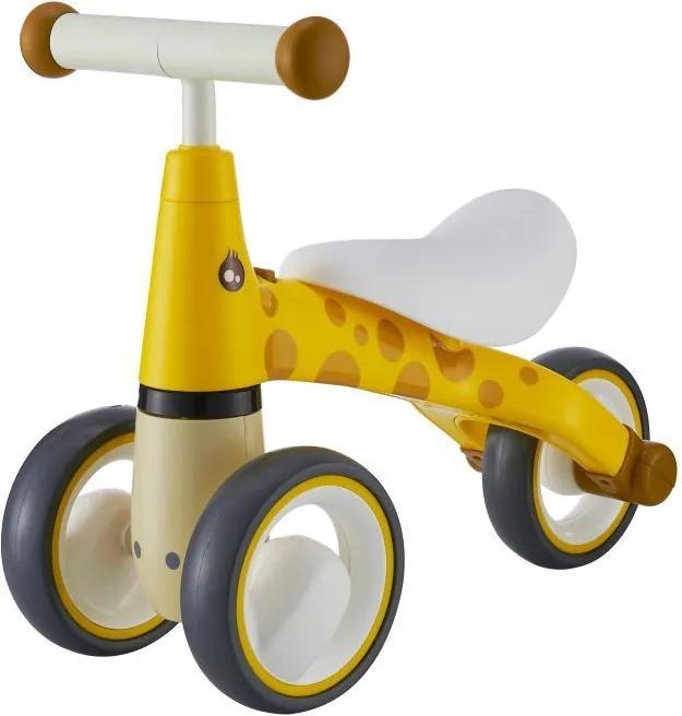 Bicicletă fără pedale Ecotoys Giraffe