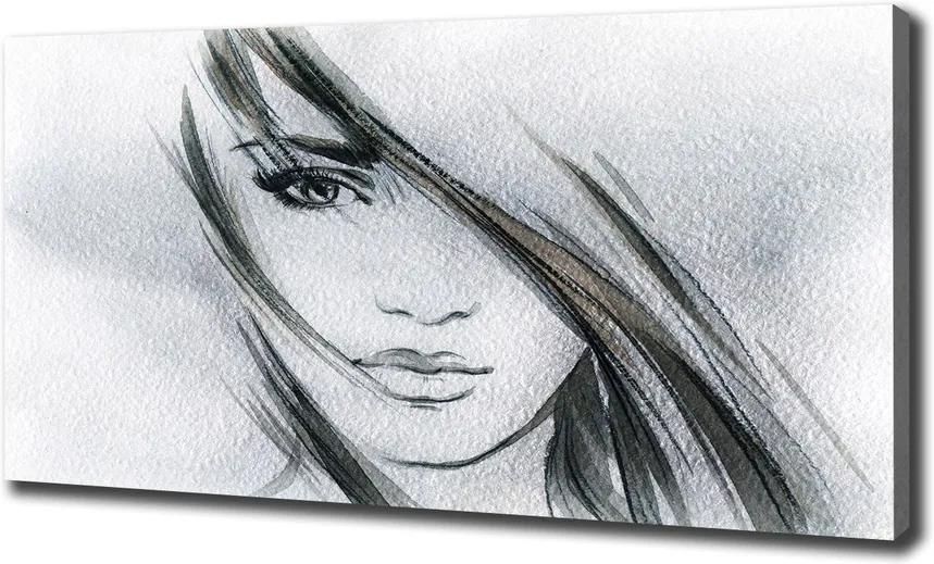 Pictură pe pânză Portret de femeie