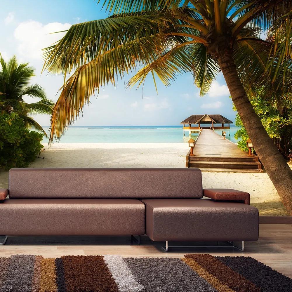 Fototapet - Paradise beach
