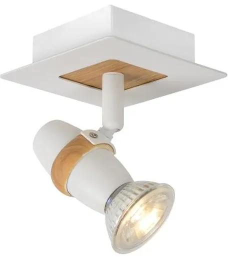 Lucide 10922/05/31 - Lampa spot LED JEO-LED 1xGU10/5W/230V alba