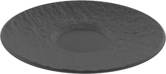 Farfurioară pentru cafea, colecția Manufacture Rock - Villeroy & Boch