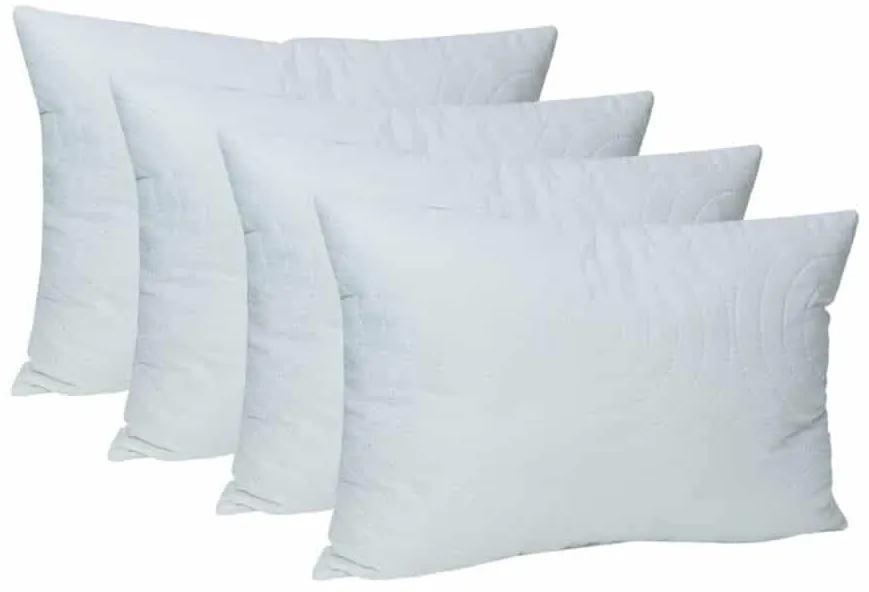 SET 4 Perne Somnart Confort - 50 x 70 cm