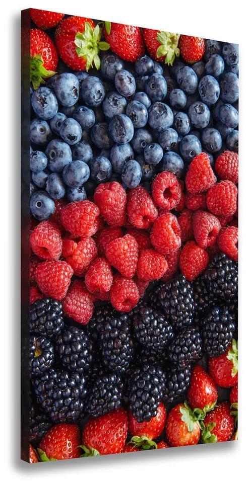 Pictură pe pânză Fructe de padure