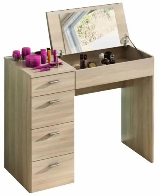 Masuta de toaleta/toaleta stejar sonoma BELINA
