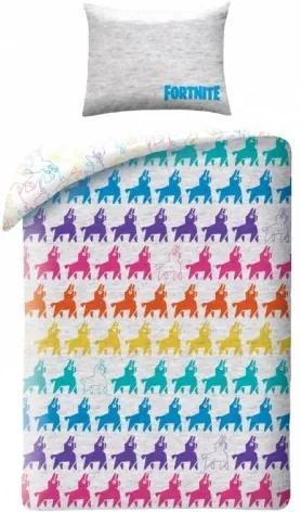 Lenjerie de pat copii Cotton Fortnite FTN022