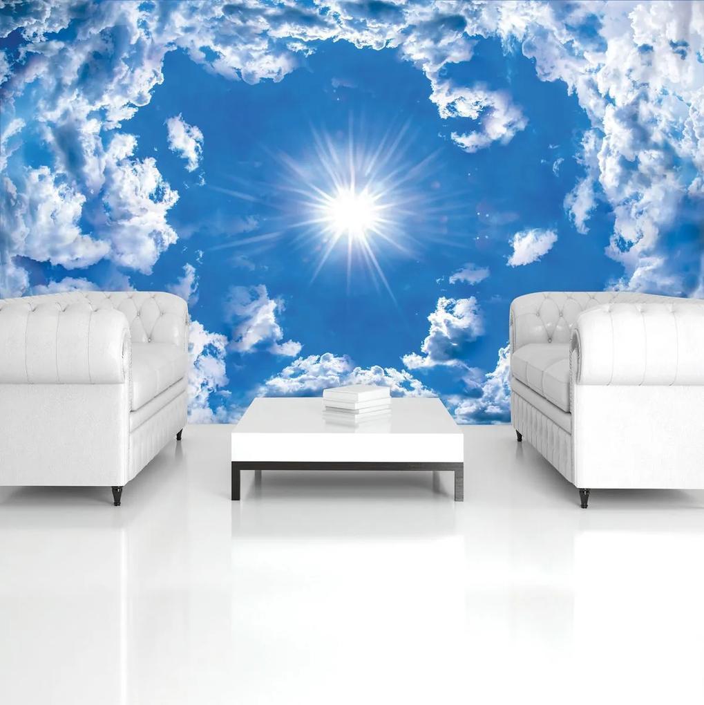 Fototapet - Norii (152,5x104 cm), în 8 de alte dimensiuni noi