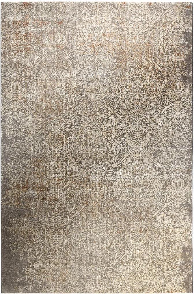Covor Oriental & Clasic Baroque Vintage, Gri, 120x170