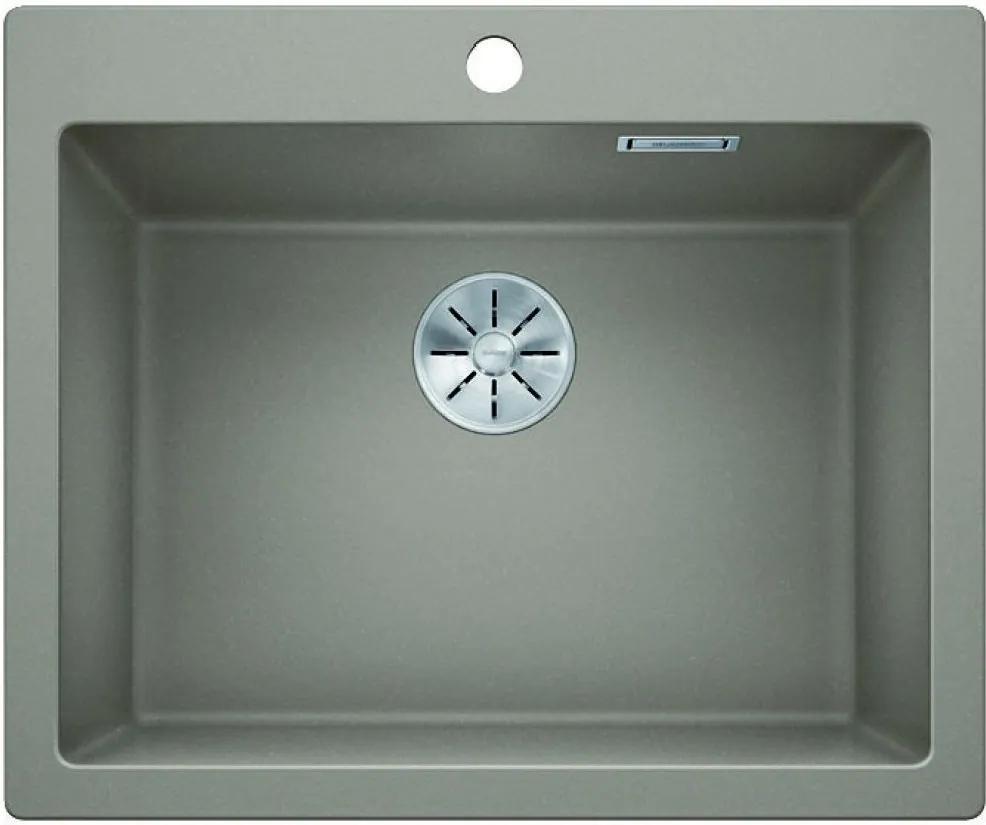 Chiuveta de bucatarie Blanco PLEON 6 silgranit, trufe, 521686, 61,5 cm