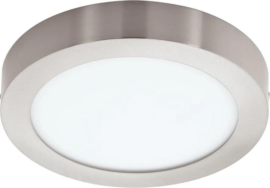 Eglo 96677 - LED RGB Plafoniera FUEVA-C LED/15,6W/230V crom mat rotund