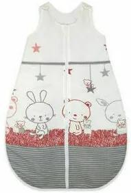 KidsDecor - Sac de dormit fara maneci Bucuria cadoului 60 cm din Bumbac, 60x23 cm, 0-3 luni, Tog 1.0