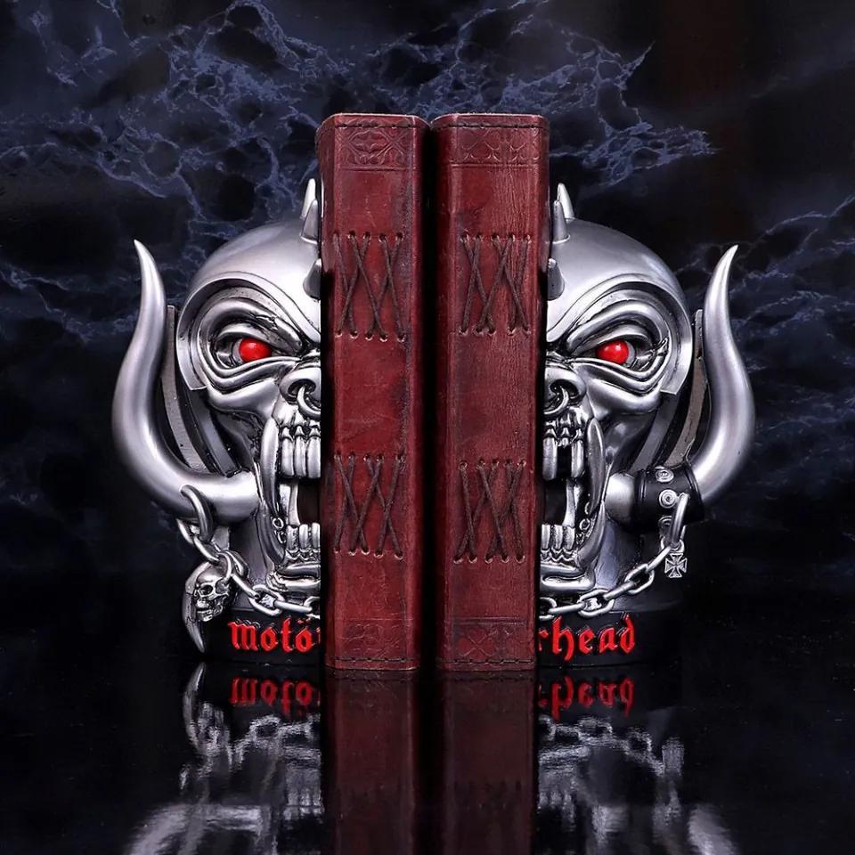 Suport lateral de carti / book end Motorhead Warpig 18cm