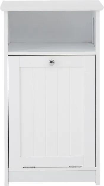 Dulap pentru baie, MDF, alb, 70 x 40 x 30 cm