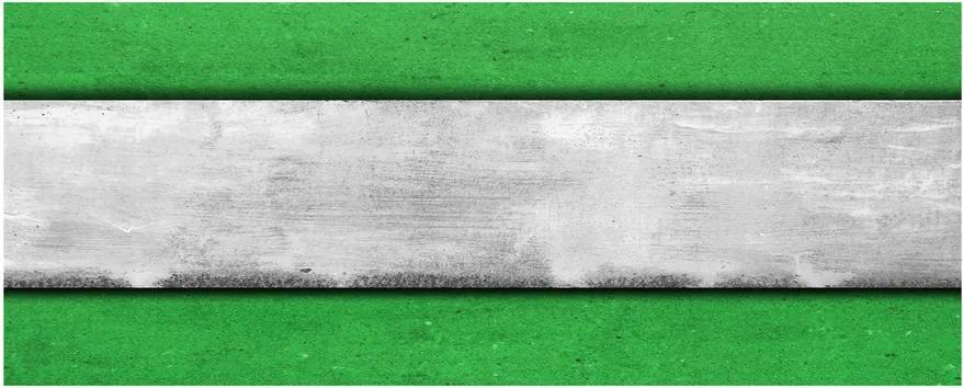 Tablou pe acril Perete verde