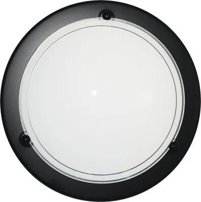 Plafoniera Top Light 5502/30/C E27 max. 1x60W, negru / alb