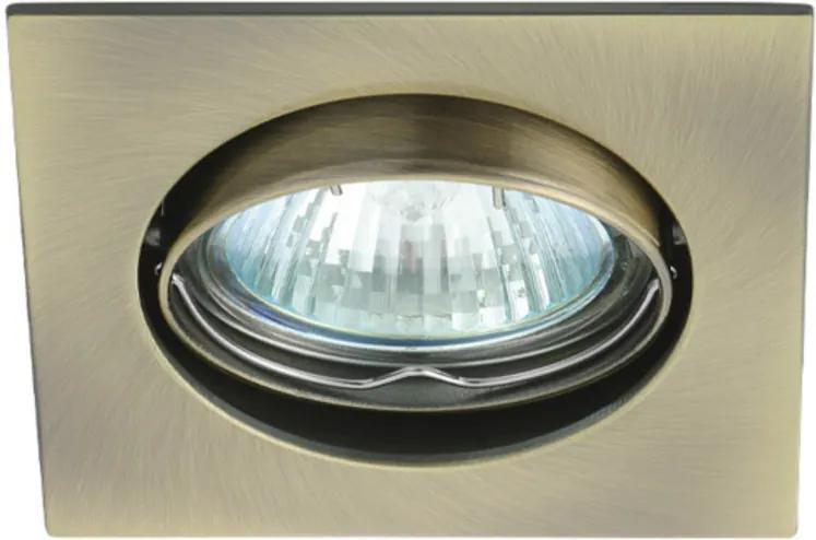 Kanlux 2554 Spoturi incastrate Navi bronz aluminiu 1 x MR-16 max. 50W IP20