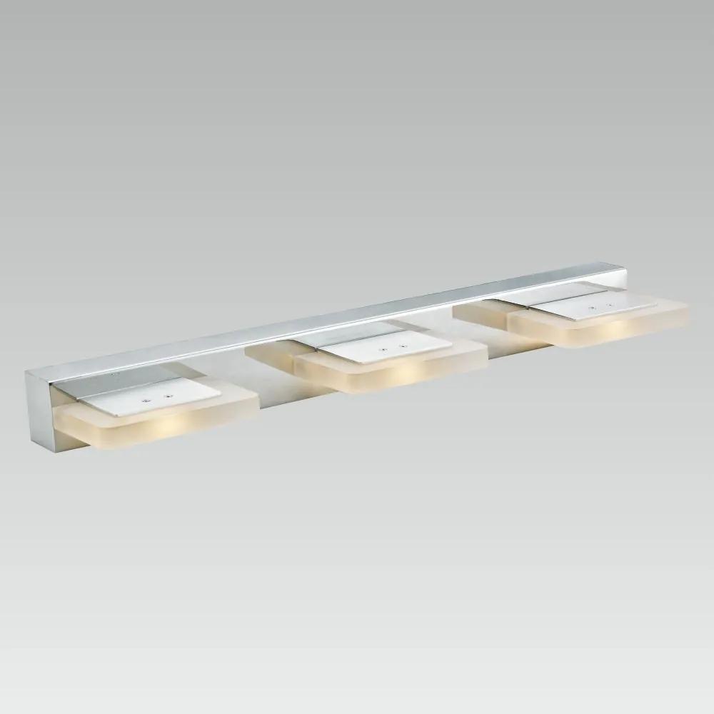 LUXERA 34028 - Corp de iluminat LED perete ZODIAK 3xLED/5W