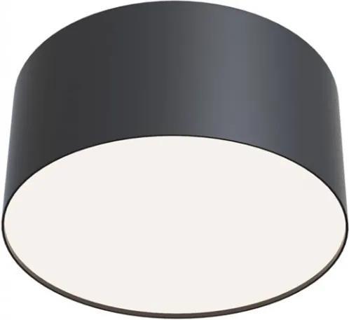 Spot negru din plastic si aluminiu cu LED Zon Maytoni
