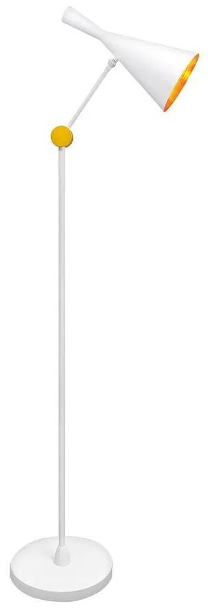 Lampadar MODERN 1xE27/20W/230V alb